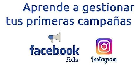 Taller de Facebook Ads e Instagram para ventas. 2º Edicion entradas