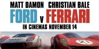 Movember Movie Screening Ford v Ferrari