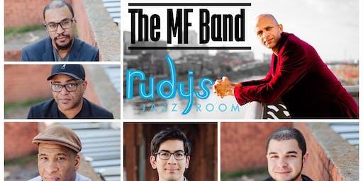 Marcus Finnie Band