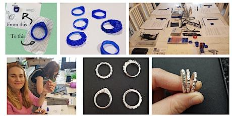 Unique Ring Making workshop Tickets