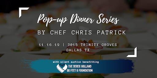 November Pop-Up Dinner By Chef Chris Patrick