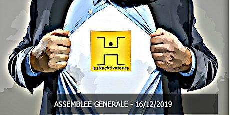 AG HACKTIVATEURS 2019 tickets
