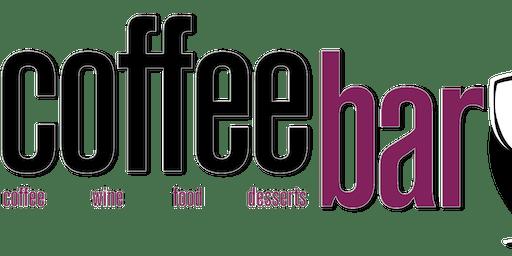 Ribbon Cutting at Coffee Bar 239