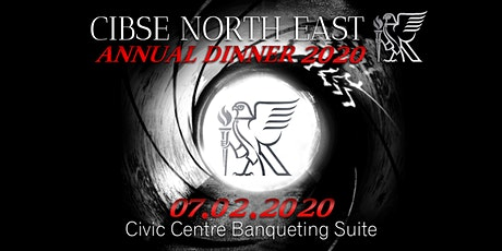 CIBSE North East - Annual Dinner 2020 tickets