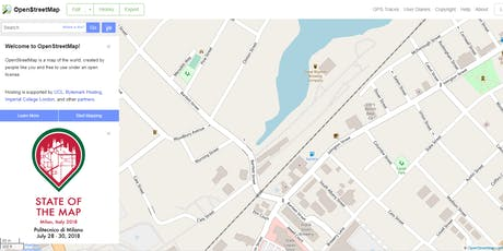 Open Hack Night: Mapping with OpenStreetMap tickets