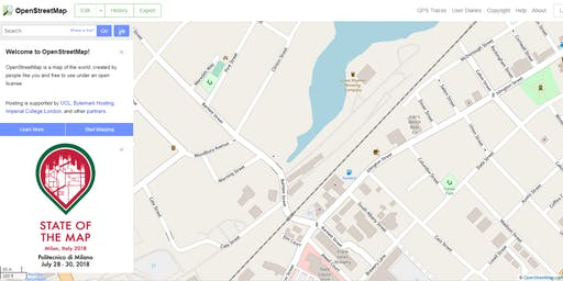 Open Hack Night: Mapping with OpenStreetMap