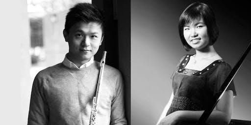 Paul Hung, Flute & Irene Setiawan, Piano