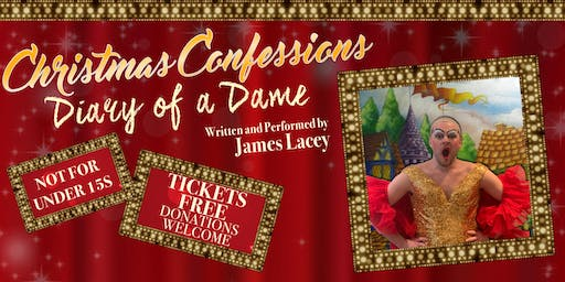 CHRISTMAS CONFESSIONS: Diary of a Dame