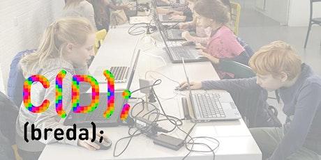 CoderDojo Breda - Leer programmeren - bij Nieuwe Veste: Makersbase tickets