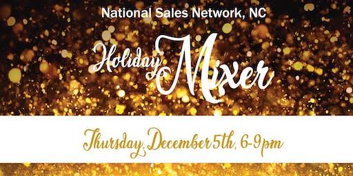 NSN NC [Raleigh] Holiday Mixer, 12/5