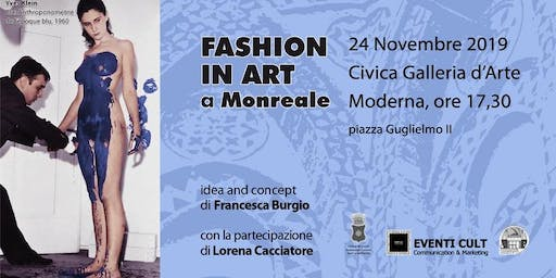 Fashion in Art a Monreale