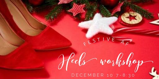 AOS Tri-Cities Festive AF Heels Workshop