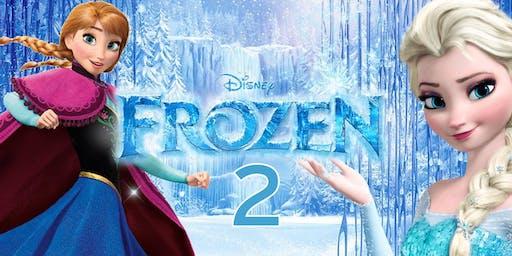 Frozen 2 Social