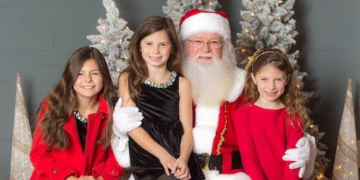 Milton's Santa Brunch 2019