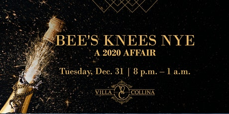 Bee's Knees New Year's Eve 2020 tickets