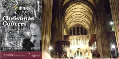 Guinness Choir Christmas Concert with Special Guest Mary Coughlan tickets