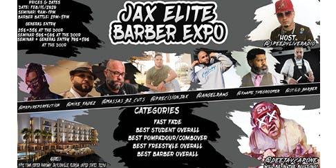 Jacksonville Elite Barber Expo