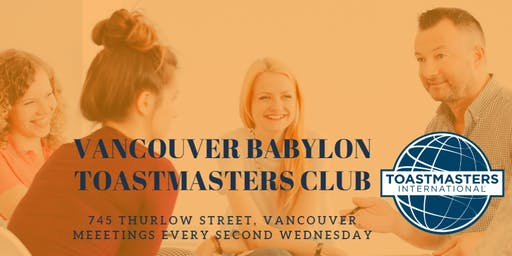 Vancouver Babylon Toastmasters Club