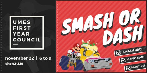 FROSH Smash or Dash