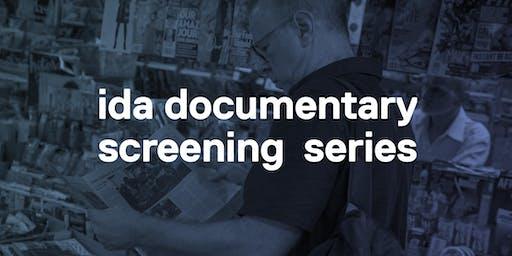 IDA Documentary Screening Series: Letter to the Editor