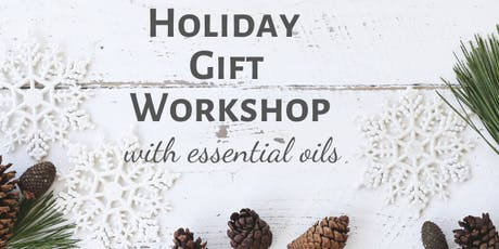 Holiday Gift Workshop tickets