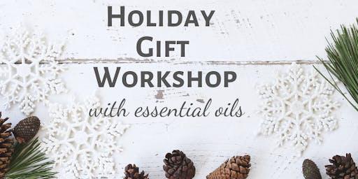 Holiday Gift Workshop