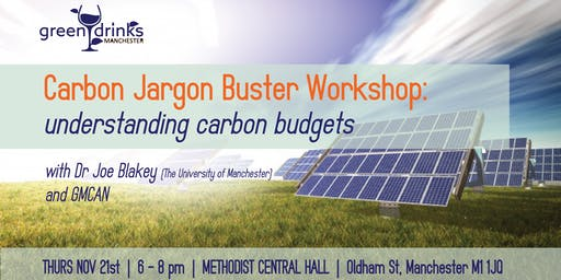 Carbon Jargon Buster Workshop