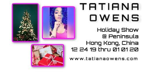 Tatiana Owens at The Peninsula Hong Kong