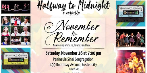 Halfway to Midnight: A November to Remember