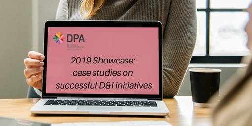 2019 showcase: successful D&I initiatives from local organisations
