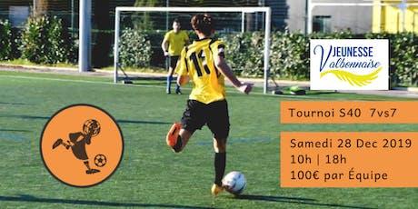 Tournoi 7vs7 Soccer4Other Tickets