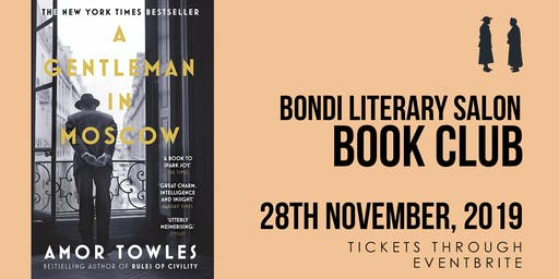 BONDI LITERARY SALON, 28TH NOVEMBER 2019