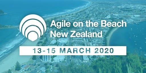 Agile on the Beach NZ