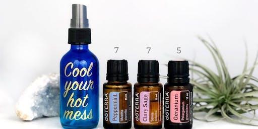 Women, Hormones, Yoga & Essential Oils