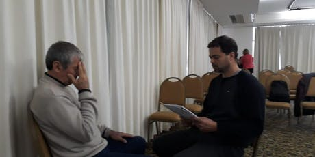 Curso intensivo em Hipnose Clínica ingressos