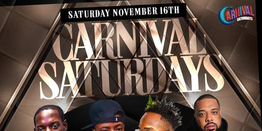 CARNIVAL SATURDAYS (LADIES FREE ALL NIGHT) #CUTTYPALANCE
