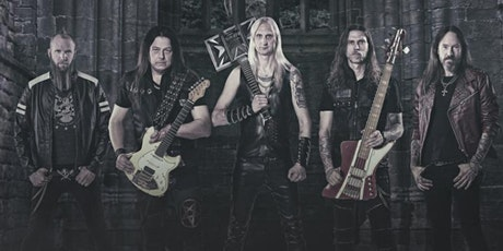 CANCELLED - Hammerfall tickets