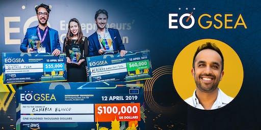 Global Student Entrepreneur Awards with Neil Pasricha