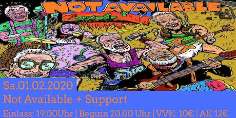 Not Available|Saarbrücken Tickets