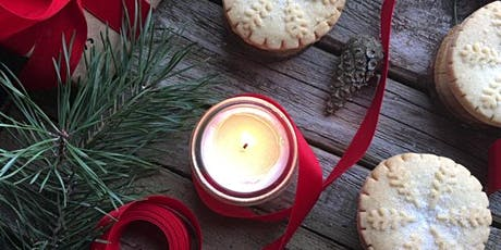 Winter Wee Retreat- meditation, mince pies & mulled wine! tickets