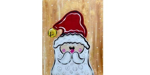 Bolts Sports Cafe - Santa - Paint Party