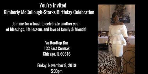 Kimberly McCullough-Starks Birthday Celebration