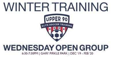Open Group Winter Training