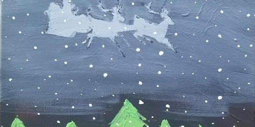 Pour & Paint NOEL