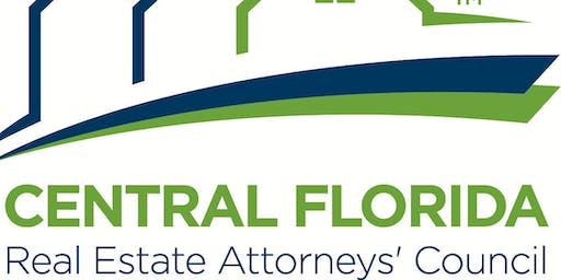 Central Florida Real Estate Attorneys' Council Annual Holiday Luncheon