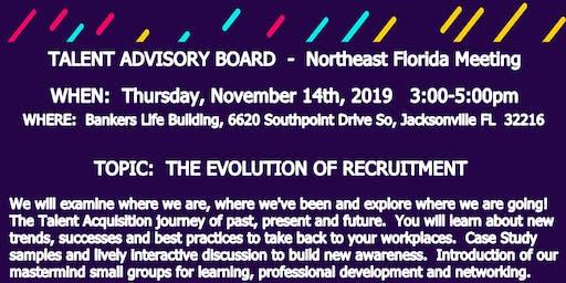 Talent Advisory Board  - Northeast Florida