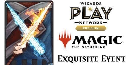 Magic: the Gathering Exquisite Event-Reclaim the Throne