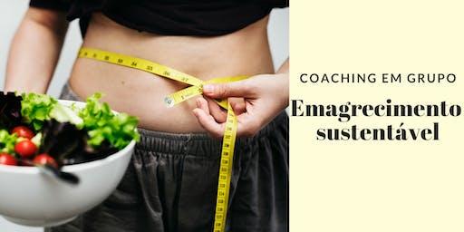 """Coaching em grupo:""""Emagrecimento sustentável"""""""