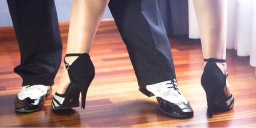 Swing Dance Group Class