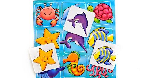 Bingo for Kids School Holiday Program at Toukley Library